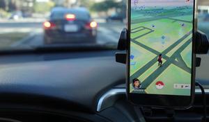 Pokemon GO : plus de trois millions de Français y jouent au volant
