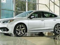 Subaru dévoile la nouvelle Legacy