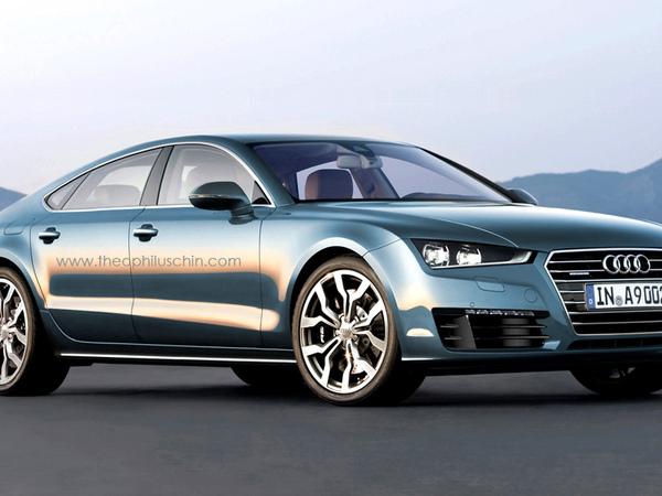 Future Audi A9 : Theophilius Chin la voit comme ça