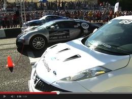 Vidéo - Bugatti Veyron vs Nissan Juke R : le choc des cultures