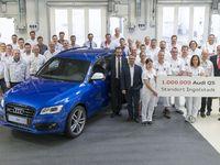 Un million d'Audi Q5 produits à Ingolstadt