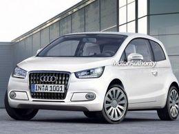 Pas de Up! dans la gamme Audi, un Q1 plus probable