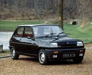 La p'tite sportive du lundi: Renault 5 Alpine Turbo.