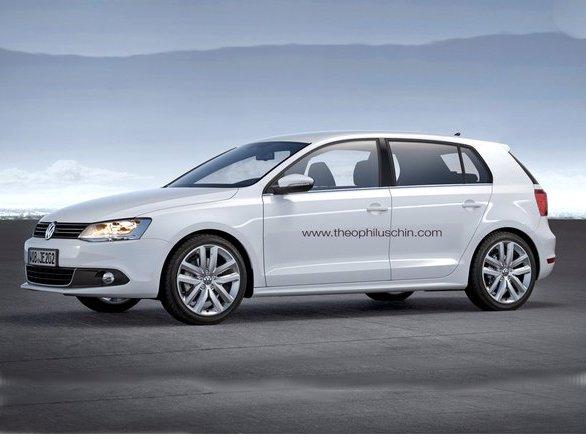 La future VW Golf VII commercialisée fin 2012