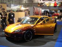 Paris Tuning Show 2007 : Une première pour Mazda France