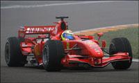Les Ferrari dominent la première journée à Bahreïn