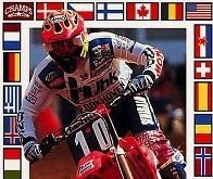 20 ans déjà : Schmit, Albertyn, Moore, Everts, Demaria, Jobé,  les ténors du motocross mondial en 1992