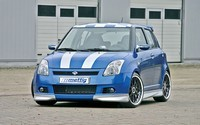 Suzuki Swift by Mattig : too much !