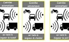 Radars: trois signalisations pour ne pas tomber dans le panneau