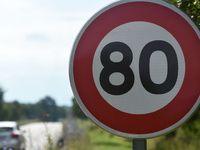 Efficacité des 80km/h: la guerre des chiffres est déclarée