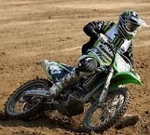 Motocross mondial : Kawasaki CLS, Steven Frossard perd le contact