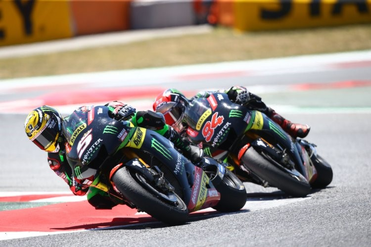 Dovizioso s'impose dans le dernier tour — GP du Japon