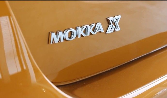 Opel : le Mokka X électrique pour Genève 2020 ?
