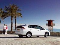 La Honda Insight hybride commercialisée en France dès mars 2009