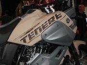Salon de la moto 2007 en direct : Yamaha XT 660Z Ténéré...