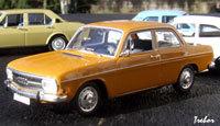 Miniature : 1/43ème - AUDI 60