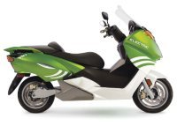 New York International Motorcycle Show 2009 : le nouveau scooter électrique Vectrix VX-1E