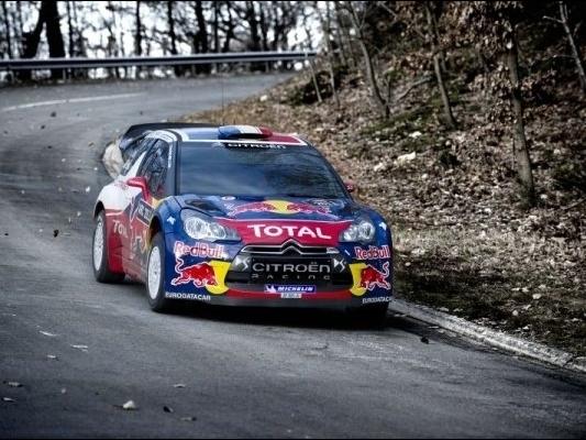 Des photos de la nouvelle Citroën DS3 WRC pour patienter...