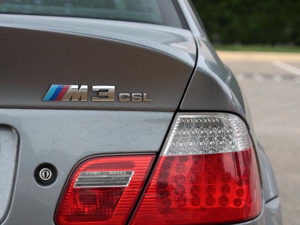 [vidéo] BMW célèbre les 10 ans de la M3 CSL