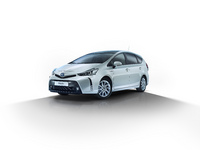 Toyota : la Prius+ évolue légèrement