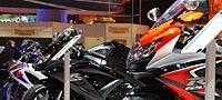 Salon de la Moto 2007 en direct : du côté de chez Suz'
