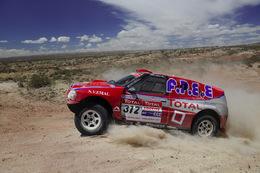 "Dakar 2010: Dessoude ""toujours prêt"""