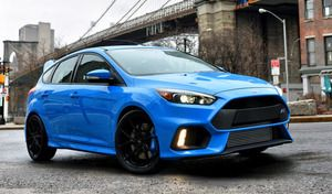 Forza Motorsport : une (vraie) Ford Focus RS à gagner