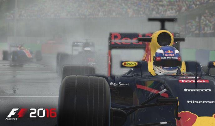 F1 2016 : le test du jeu sur PC, Xbox One et PS4