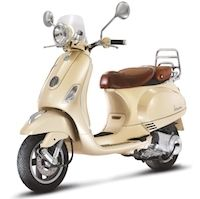 nouveaut scooter vespa lxv 125 beige siena s rie vintage. Black Bedroom Furniture Sets. Home Design Ideas