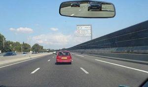 Autoroutes: la voie du milieu centre d'infractions