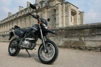 Essai Kawasaki D-Tracker 125 cm3 : Facilement accessible