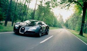 Bugatti : prenez le volant d'une Veyron pour 5000 €
