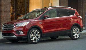 Ford: 828000 voitures au rappel