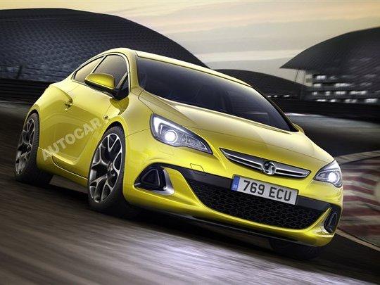 Future Opel Astra OPC : ce serait elle !