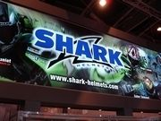 Salon de la moto 2007 en direct : Shark Evoline …