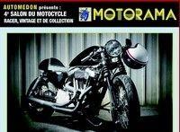 Motorama au 13ème Salon Automedon: c'est ce week-end au Bourget (93).
