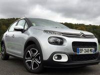 Essai - Citroën C3 BlueHDi 75 (2017): pourquoi le diesel?
