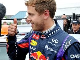 F1 : Sébastian Vettel prolonge avec Red Bull jusqu'en 2015