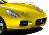 Future Ferrari Dino : virtuelle