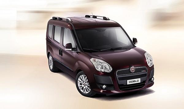 Officiel : nouveaux Fiat Doblò et Doblò Cargo (ajout 2 photos intérieures)