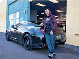 UFC : Dominick Cruz roule en Nissan GT-R
