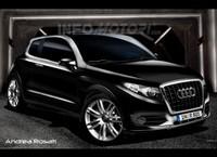 Future Audi A1 : virtuelle et débaptisée