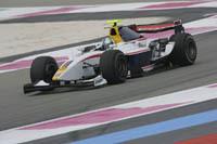 Essais GP2 au Paul Ricard