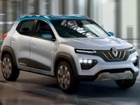 Renault: une électrique low-cost bientôt présentée en Chine