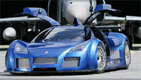 La Gumpert Apollo en course!