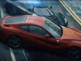 Need For Speed Rivals dévoilé avec un trailer