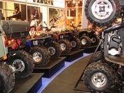 Salon de la moto 2007 en direct : Delta Mics ...