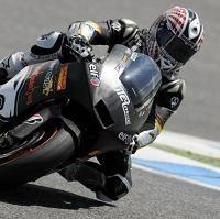Moto GP - 2012: Suter poursuit son chemin et découvre les Bridgestone