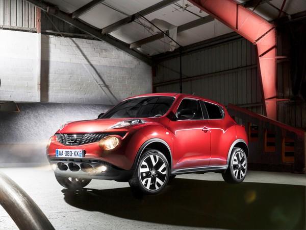 Le Nissan Juke récupère le nouveau 1.5 dCi