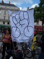 Grève générale le 29 janvier 2009 : le vélo poussera son coup de gueule !